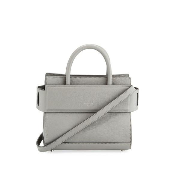 f5e39ea996a Givenchy Bags | Mini Horizon Grain Calfskin Leather Tote | Poshmark